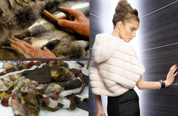 Quanto costa mettere a modello una pelliccia