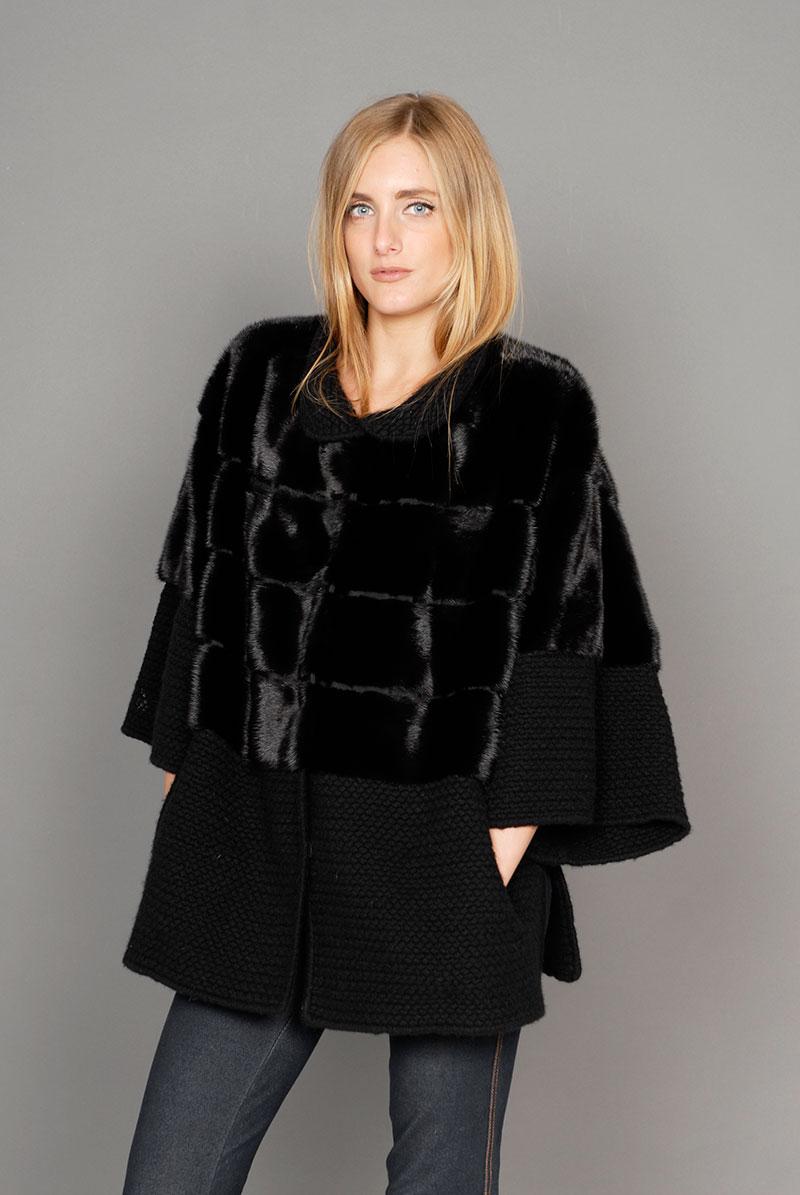 purchase cheap 28ae7 36f9a Collezione moda pelliccia giacche e cappotti Firenze