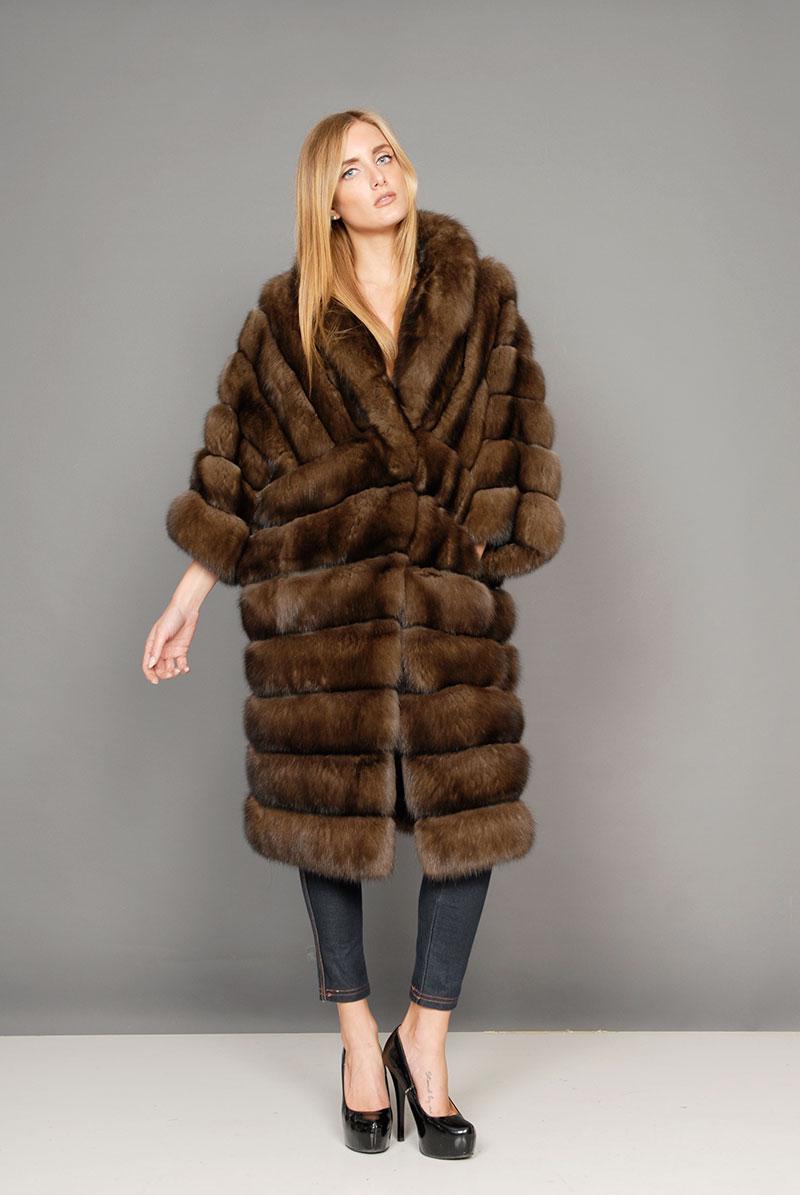 purchase cheap 60420 f3ef1 Collezione moda pelliccia giacche e cappotti Firenze